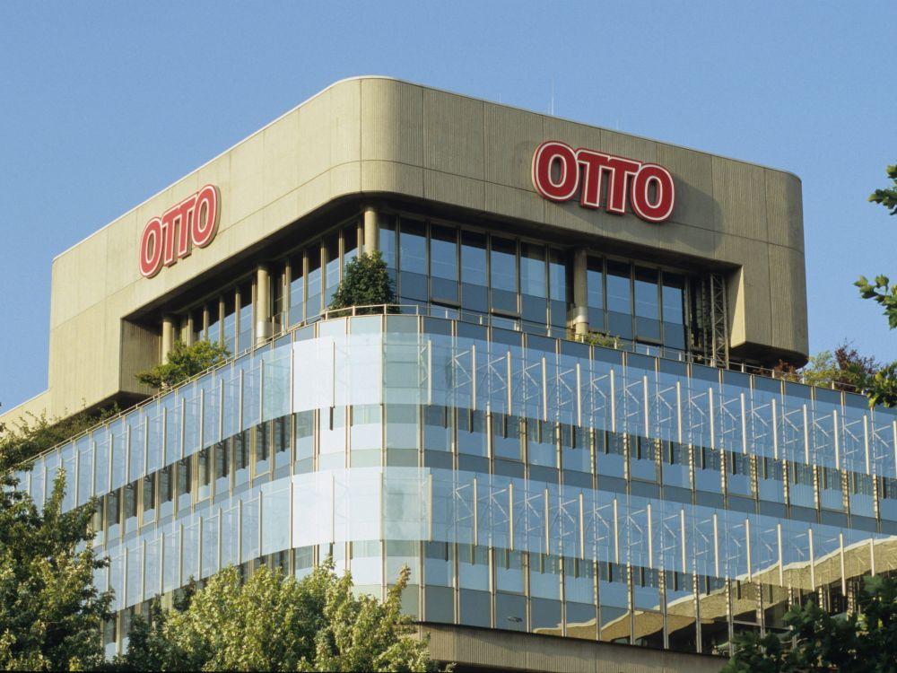 Firmensitz der Otto Group: Außenansicht des Hauptgebäudes (Foto: Otto Group)
