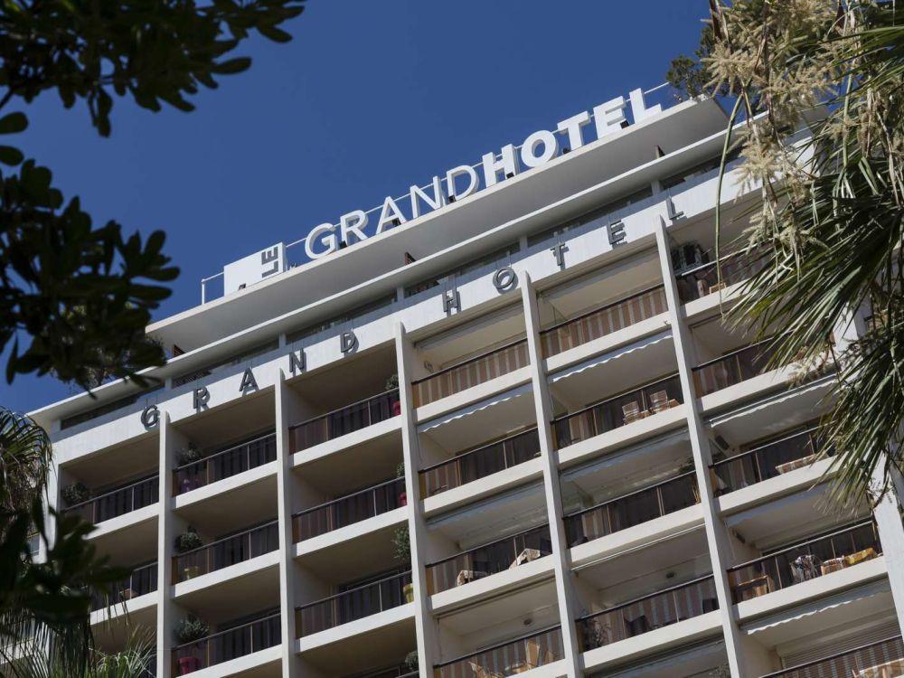 Das Grand Hôtel in Cannes stellt sein Dach zur Verfügung... (Foto: Le Grand Hôtel Cannes)
