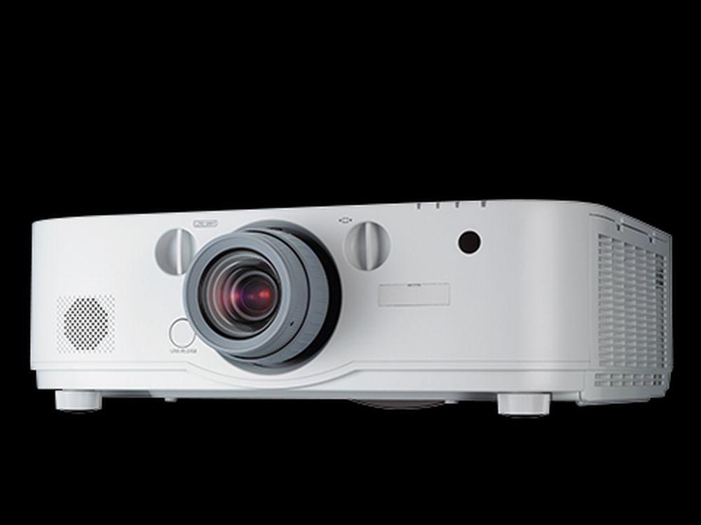 NEC-Projektor PA622U (Foto: NEC)