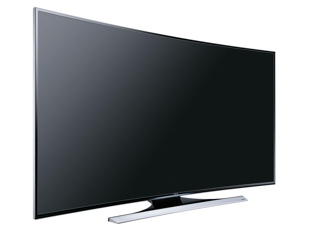 Curved Ultra HD: Samsung geht mit 2 Modellen der Serie HU8290 an den Start (Foto: Samsung)