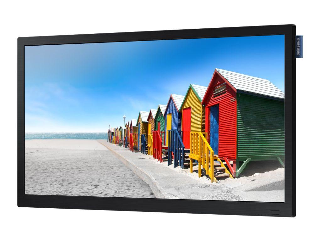 Mit dem DB22D launcht Samsung einen 21,5-Zöller für den 16/7-Betrieb und SoC der 2. Generation (Foto: Samsung)