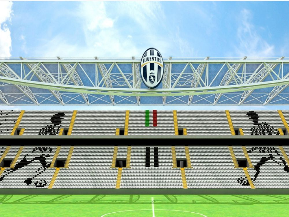 Das 2011 eröffnete Juventus Stadium wurde von Pininfarina gestaltet (Foto/ Rendering: Pininfarina)