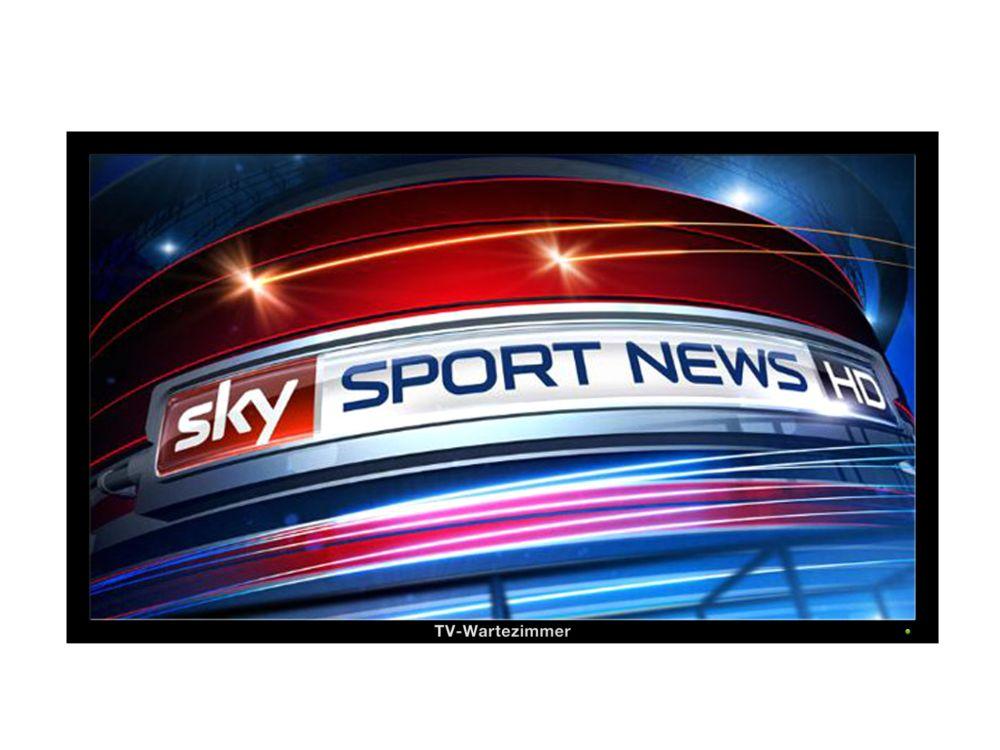Kooperieren zur WM: TV-Wartezimmer und Sky Sports News (Foto: TV-Wartezimmer)
