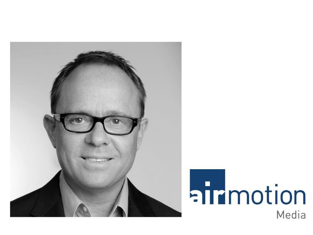 Airmotion Media-Geschäftsführer Manfred Bodmeier (Foto/ Grafik: Airmotion Media)