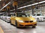 BMW-Werk München: Produktion. In ähnlichen Umgebungen werden die Infoterminals installiert (Foto: BMW-Werk)