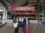 CSD-Wegweiser im Ankunftsbereich des Airports Köln/ Bonn (Foto: Flughafen Köln/ Bonn)