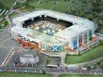 Stadion in Glasgow:  sportlicher Wettkampf bis Anfang August (Foto: eyevis)