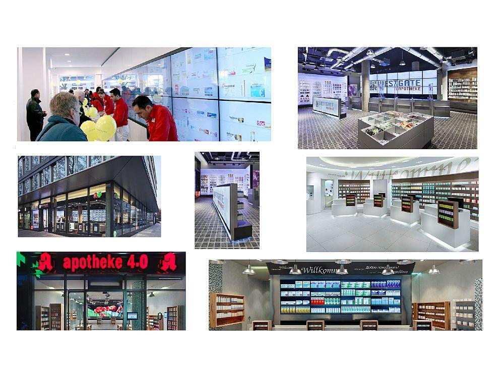 Mehr Kunde, weniger Patient: Die Apothekenlandschaft ändert sich (Screenshots und Montage: invidis.de)