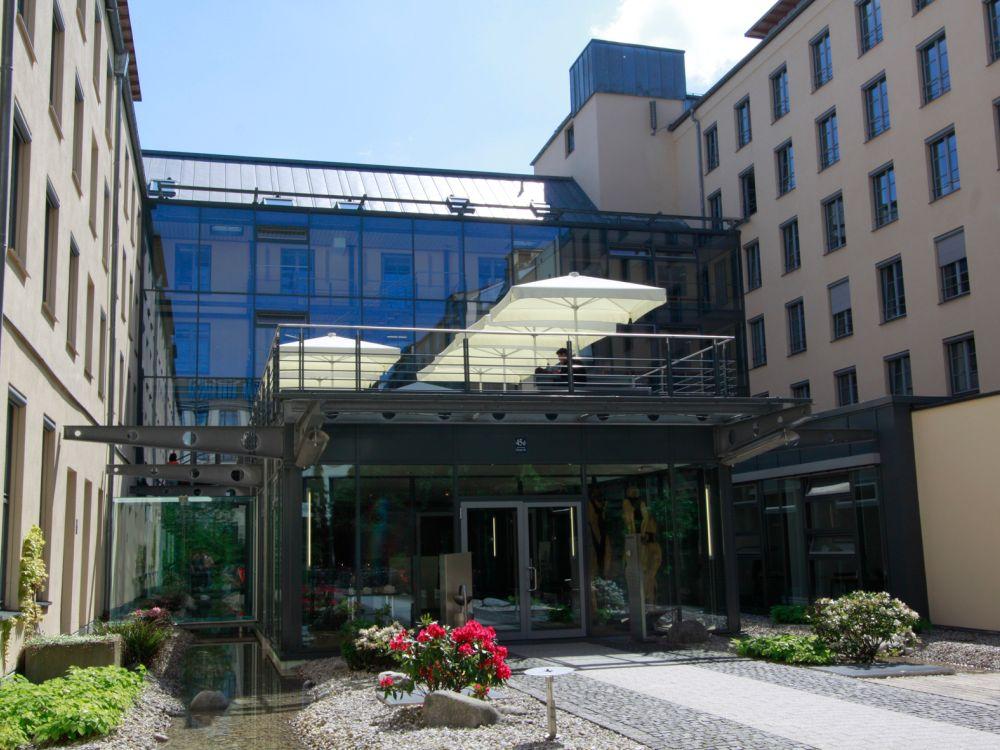 Serviceplan-Standort München - Haus der Kommunikation (Foto: Serviceplan)