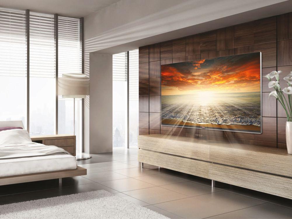 Hotel-TV von LG in einem Hotel (Foto: LG)