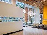 Eventbereich - Raum für Yoga oder Kunst (Foto: Umpqua Bank)