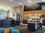 One-Stop Shop: Lokale Produkte gibt's auch in der Bank zu kaufen (Foto: Umpqua Bank)