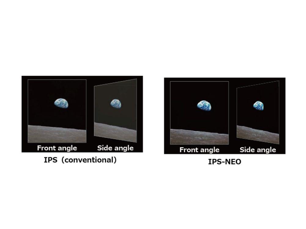Vergleich von IPS und IPS-NEO (Fotos/ Grafik: JDI)