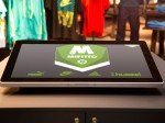 Verwendeter Touchscreen Elo 3201L am PoS  (Foto: mifitto)