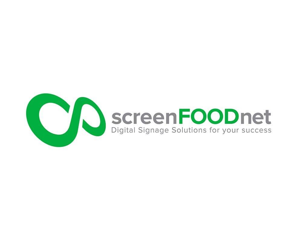Neues Logo, neuer Claim und neuer Name: screenFOODnet (Grafik: screenFOODnet)