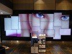 Dior Kampagne im WDF in Düsseldorf (Foto: invidis)