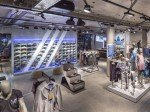 Flagship Store in Berlin: Innenraum (Foto: Adidas)