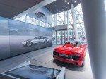 Im Innern der Audi City (Foto: Audi)