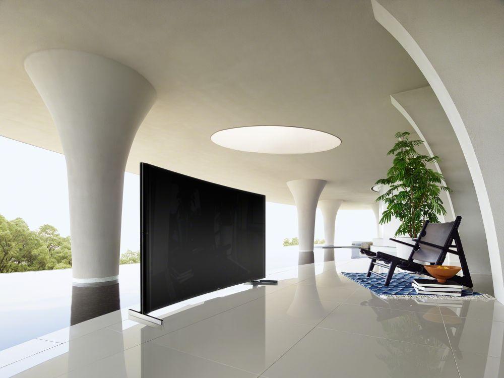 Ultra HD Consumer TV: Neuer BRAVIA S90 (Foto: Sony)