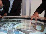 Vorgängermodell: Multitouch-Tisch Connec'table (Foto: Virtual  Sensitive)
