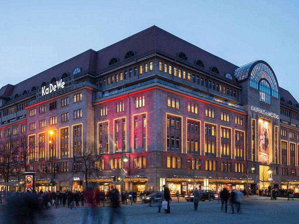 KaDeWe in Berlin: Immobilie gehört zu Signa-Portfolio (Foto: Signa)