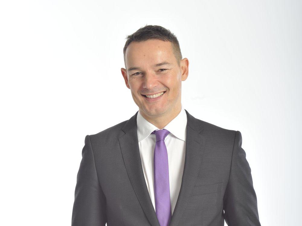 Michael Tirpitz, Director, Marketing, Deutsche Bank Privat- und Firmenkunden (Foto: Deutsche Bank)