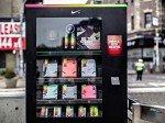 Display der NikeFuel-Vending Machine (Foto: Nike)