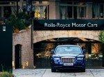 Rolls Royce Summer Studio:  Garage mit wertvollem Inhalt (Foto: Rolls Royce)