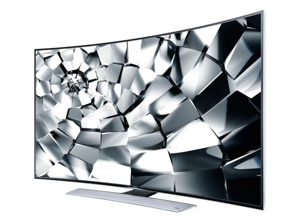 Für Stiftung Warentest bester TV seit 5 Jahren: Curved UHD TV HU8590 (Foto: Samsung)