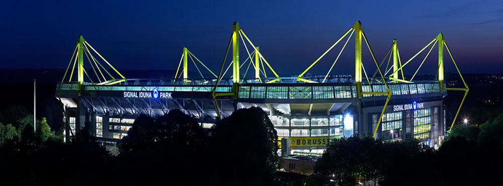 Signal Iduna Park: größtes deutsches Fußballstadion (Foto: Signal Iduna Park)