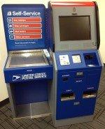 United States Postal Service: Aktuelles Kiosksystem nach dem Rebranding (Foto: USPS)