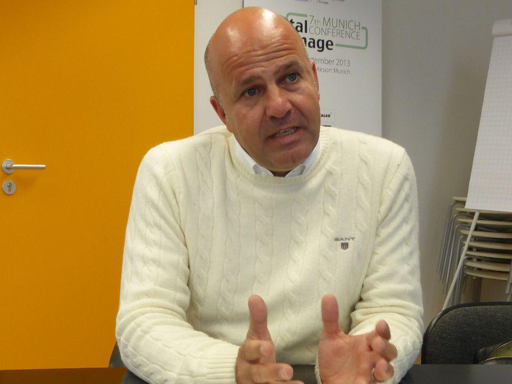 Winfried Karst, Geschäftsführer Silverflow Media (Foto: invidis.de)