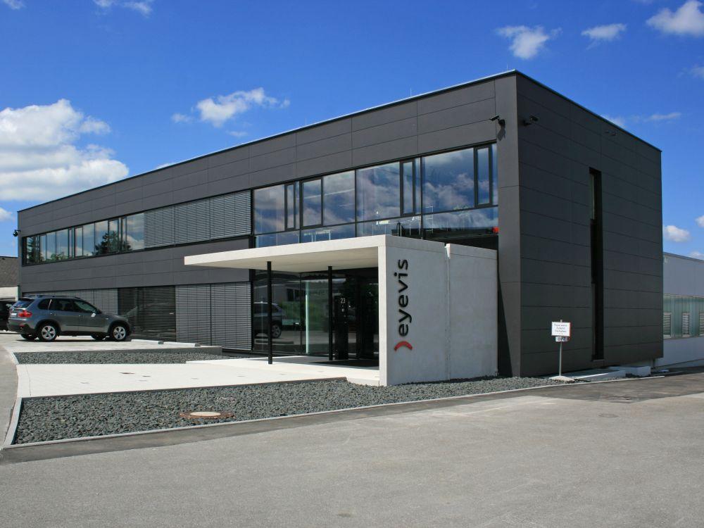 Stinova gehört nun zu eyevis - eyevis-Firmenzentrale (Foto: eyevis)