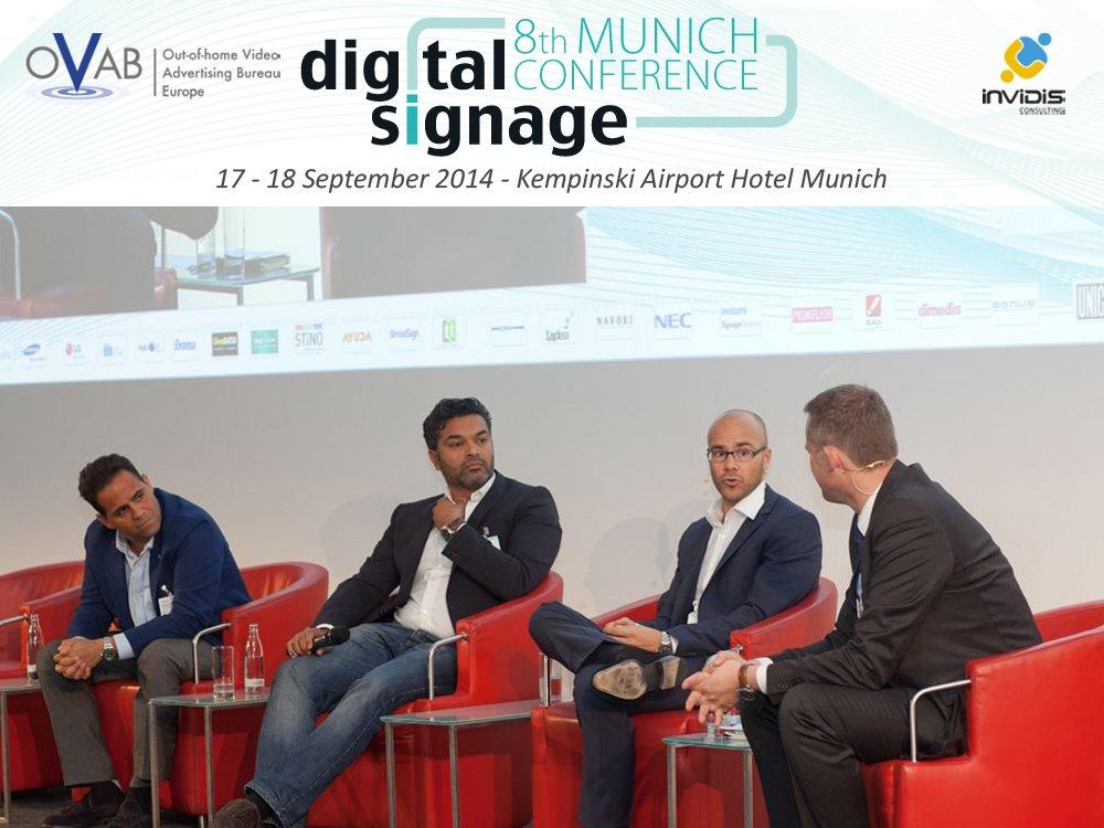 Panels-Diskussionen und Präsentationen auf der OVAB Konferenz (Bild: ANNA OLIVIA WEIMER)