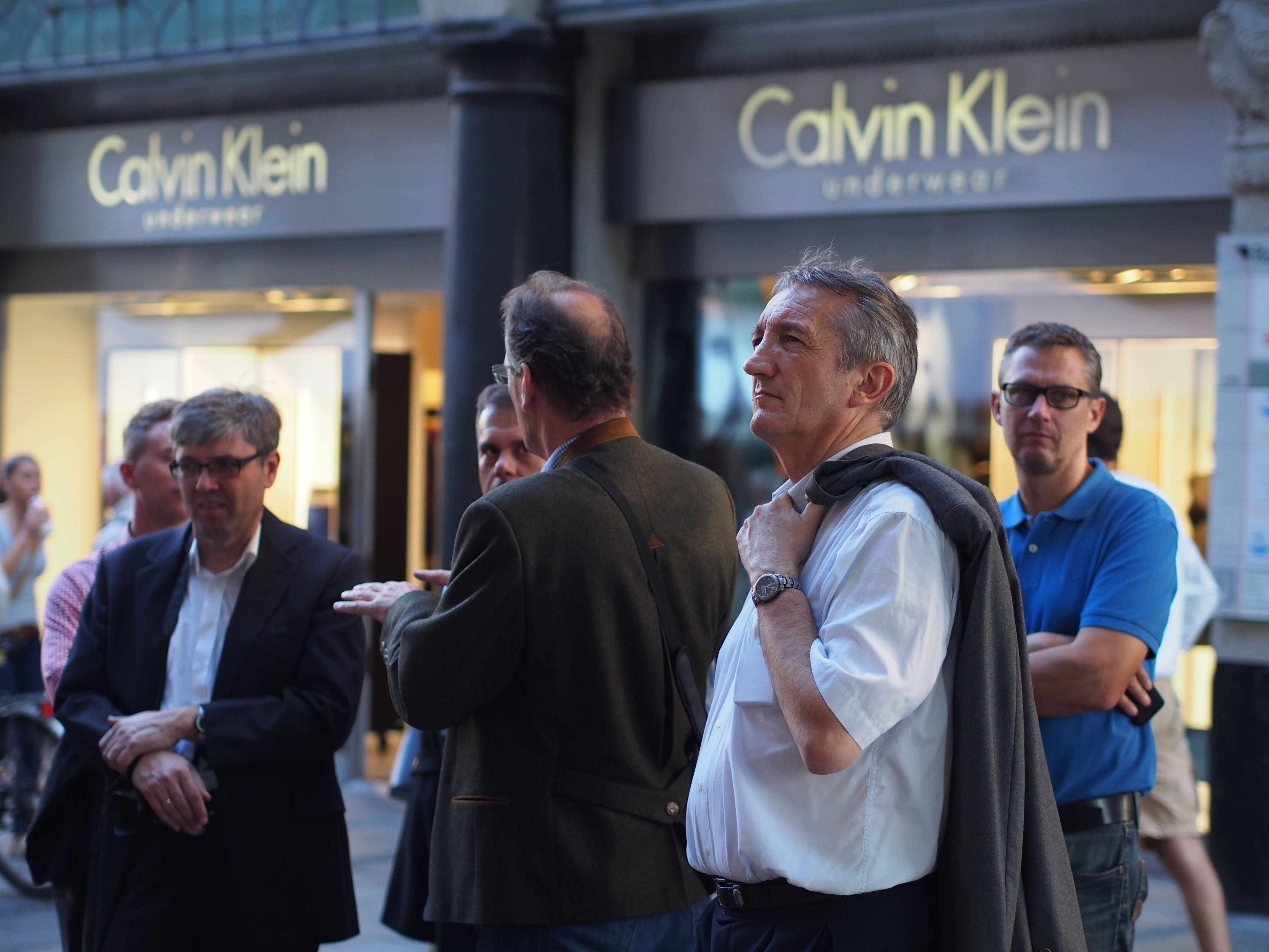 Installation Tour durch München 2014: Viel Sonne, noch mehr Signage (Foto: invidis.de)