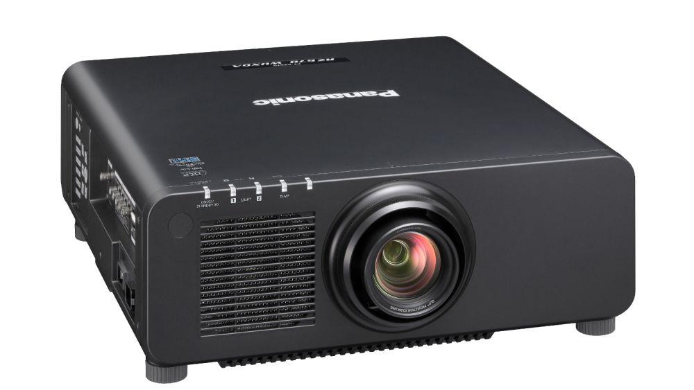 Laser-Projektor PT-RZ670 (Foto: Panasonic)
