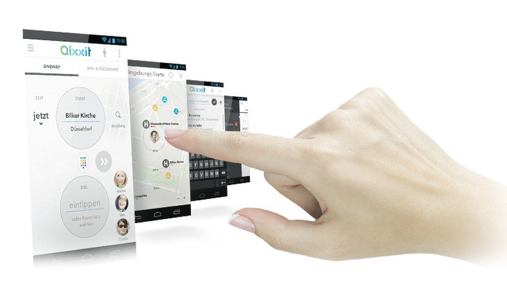 Cheil und wirDesign communications erhalten Preis für Qixxit-App (Foto: Qixxit)