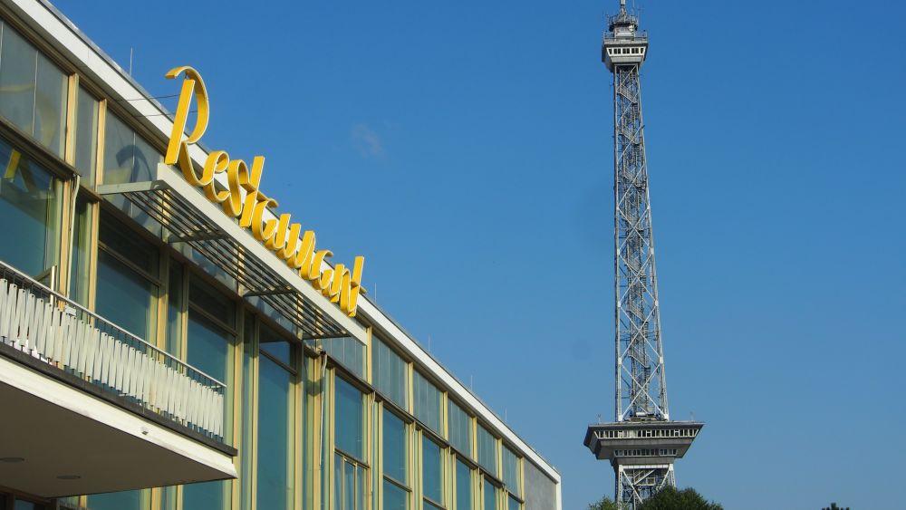 Restaurant auf dem Berliner Messegelände (Foto: invidis.de)