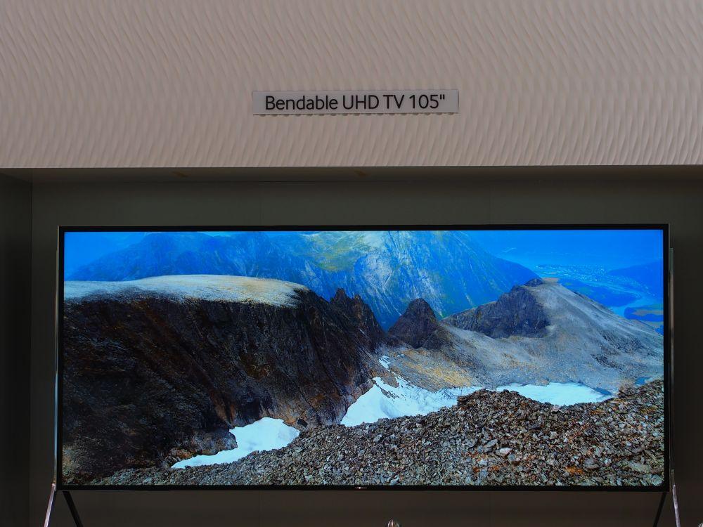 105-Zöller als Bendable-Variante (Foto: invidis.de)