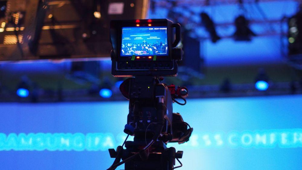 Medienauftrieb auf der IFA 2014 (Foto: invidis.de)
