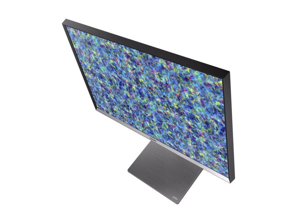 Samsung zeigt den Profimonitor UD970 auf der IFA (Foto: Samsung)