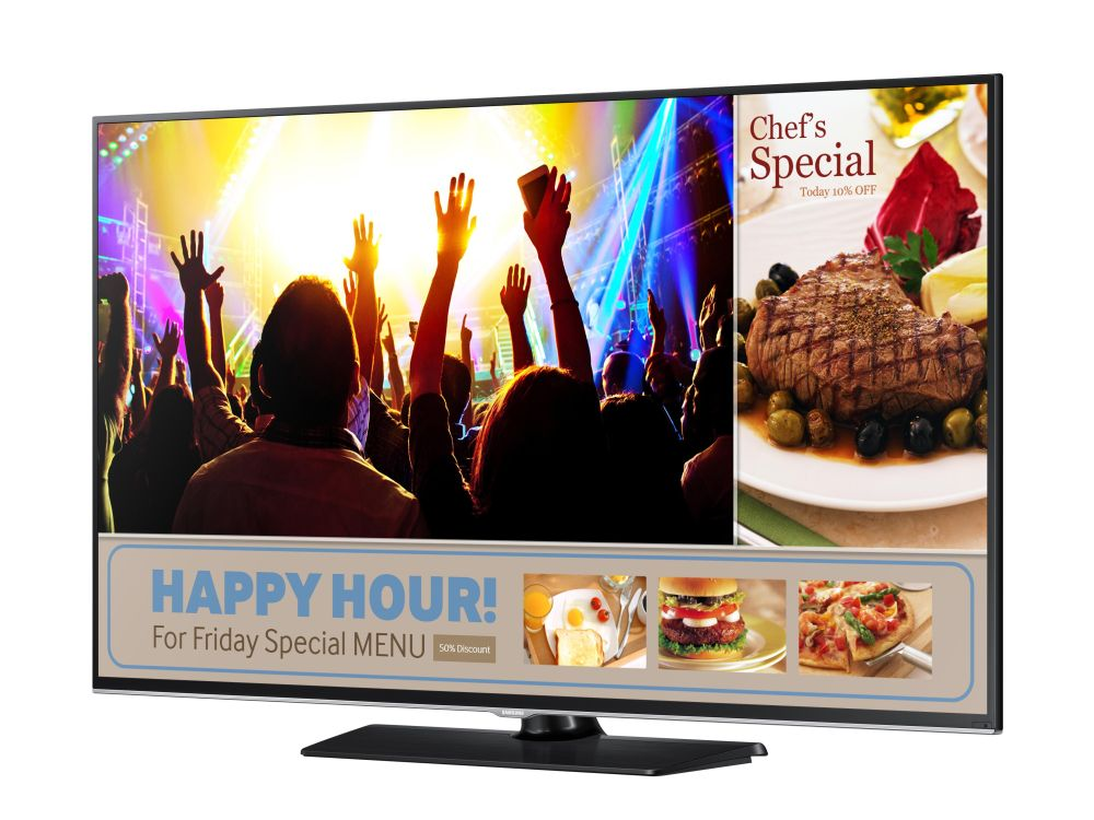 Samsung Smart Signage TV-Display RM48D (Foto: Samsung)