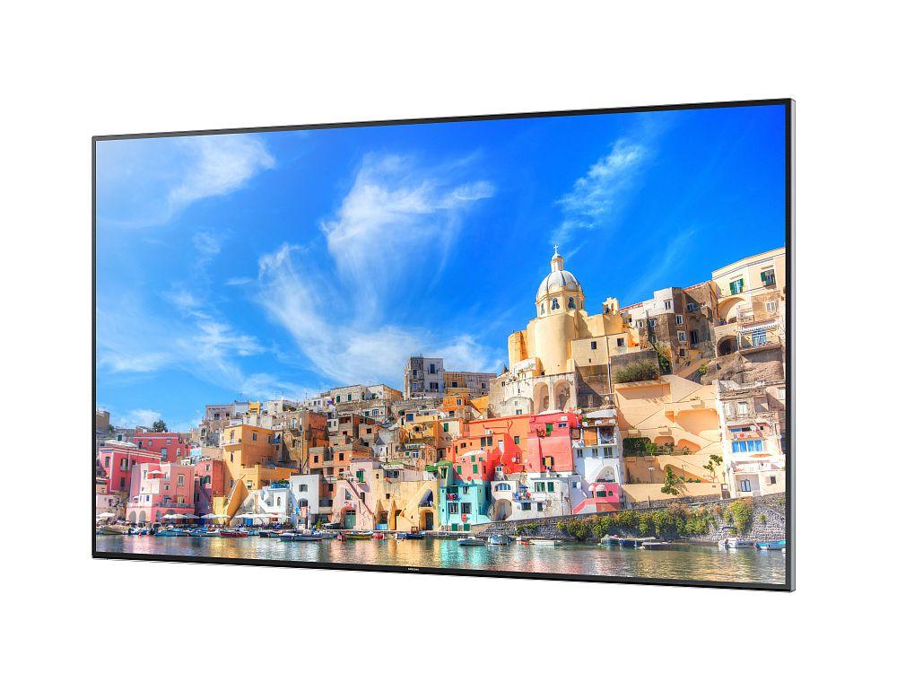 Samsung Smart Signage Display in UHD-Auflösung - QM85D (Foto: Samsung)