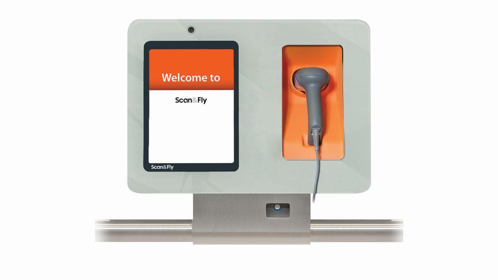 Schneller Check -In soll mit Scan&Fly erfolgen (Foto: Finavia)