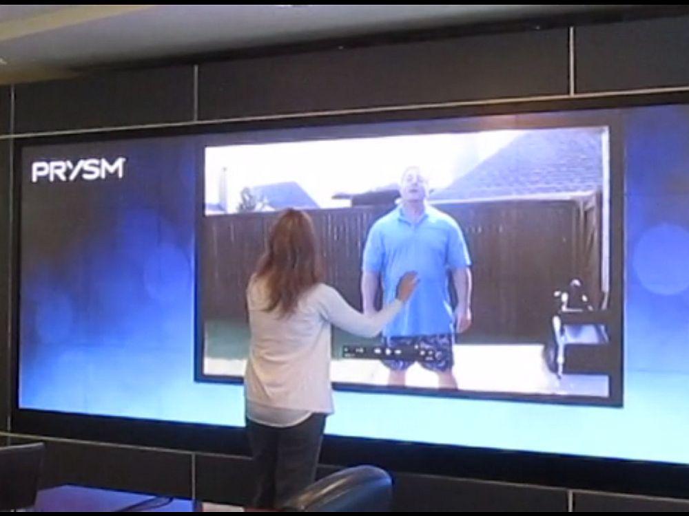 Via LPD Wall zu sehen: Mitch Rosenberg bei der IceBucketChallenge (Screenshot: invidis.de)