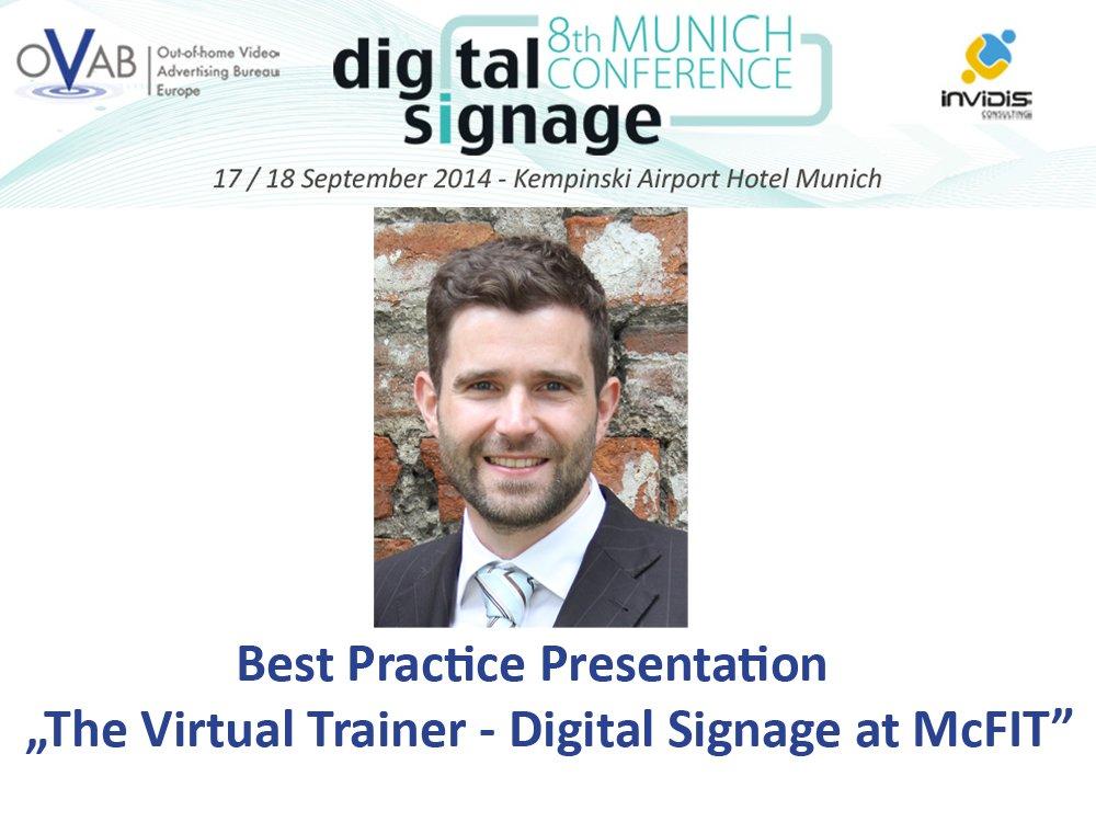 Best Practice Presentation mit André Hoppe (Montage: invidis)