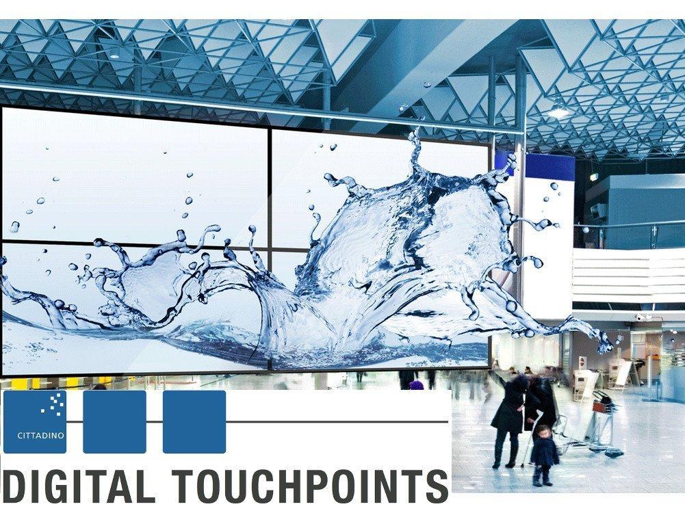 Cittadino Touchpoints (Foto: Cittadino)
