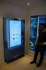 Etisalat presented Smart Vending (Photo: invidis)