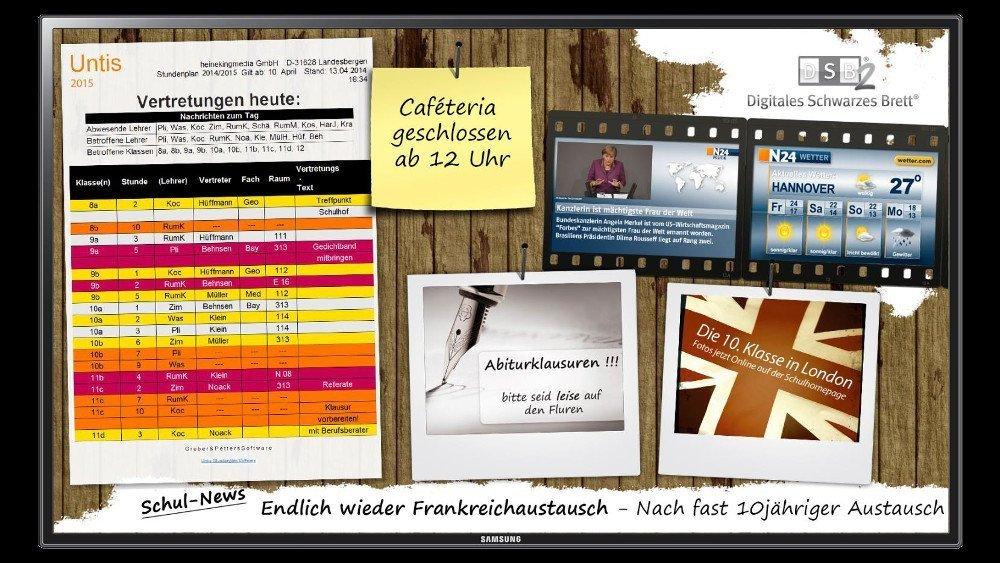 Heineking Media Erfolgsprodukt DSB (Foto: Unternehmen)