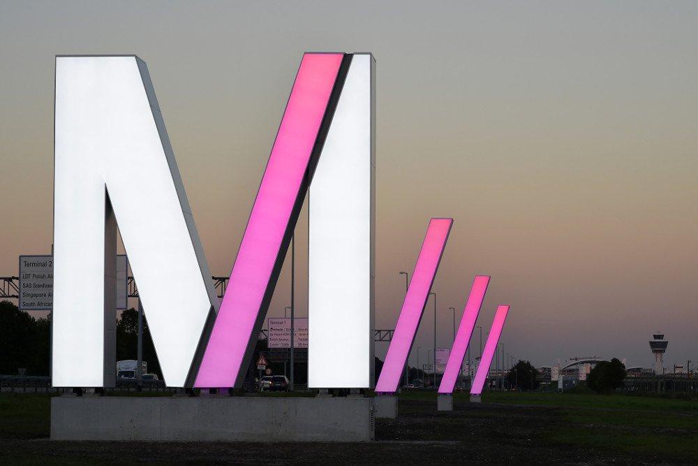 Westiform bringt München Airport zum leuchten (Foto:FMG)